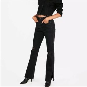 NWT Black Flare Jeans 🐾